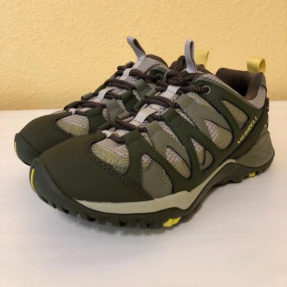 3c2acd97 Merrell Siren Hex Q2 Waterproof hiking shoe